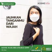 Kosme KM 95 Breathable Mask Masker Kosme MS Glow KM95 Anti Jerawat