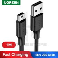 UGREEN 10355 Kabel Data Hardisk USB To Mini USB Cable Fast Charging