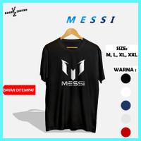 VZ Baju Kaos Distro Pria Wanita Bola Sport Messi - SP701MESI