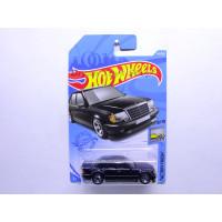 Hot Wheels Mercedes Benz 500 E Hitam Polos