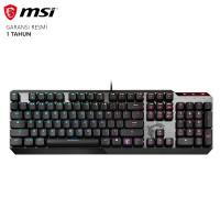 MSI Vigor GK50 Low Profile Mechanical RGB Gaming Keyboard