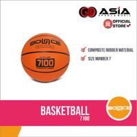 Basketball Bounce Rubber 7100 (NO.7) I Bola Basket Karet