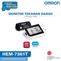 OMRON Tensimeter BPM HEM-7361T (With Bluetooth)