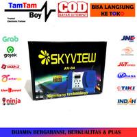 Modulator Converter AV To RF VHF UHF S Band Stereo Skyview Evinix