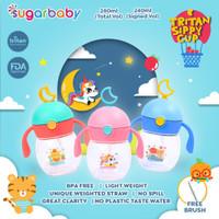 Sugar Baby Tritan Sippy Cup Moon 280ml TSCMN240 - Botol Susu Anak