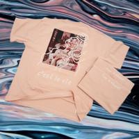 Cest la vie Oversized T Shirt