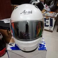 arai profile max vision size L white not shoei hjc agv nolan