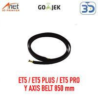 Original Anet ET5 / ET5 PRO Y Axis Belt Kit