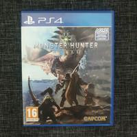 BD PS4 Monster Hunter World