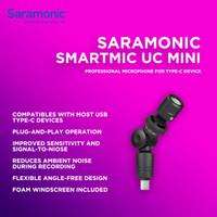 Saramonic SmartMic UC Mini Microphone for USB Type-C device / Android