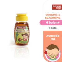 Pureeland Avocado Oil / MPASI Bayi Organik / Bumbu MPASI / Bahan MPASI