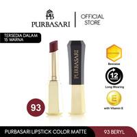 Purbasari Lipstick Color Matte 93
