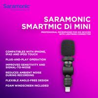 Saramonic SmartMic Di Mini Professional Microphone for iOS devices
