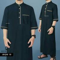 Baju Koko Jubah Gamis Pakistan Saudi Arab Muslim Pria Laki Laki Dewasa