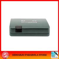 TV BOX Tuner AV 2848 Converter Sinyal Analog UHF VHF To RCA Receiver