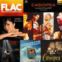 FLAC CD Audiophile Discography Casiopea, Keiko Matsui, Fattburger