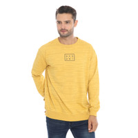 Sweater Pria Ryusei Swt Men Nakatsugawa FP Yellow