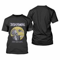 T-SHIRT TOTAL VANDAL - MABUK BLACK