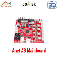 Original Anet A8 Plus 3D Printer Control Mainboard