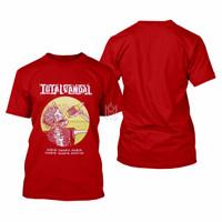 T-SHIRT TOTAL VANDAL - MABUK RED