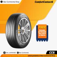 Promo Ban Continental CC6 195/65 15 Ban Mobil Nissan serena R15 (2016)