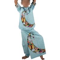 Baju Koko Anak Crescent moon - 7-8 tahun
