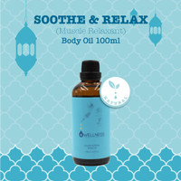 Soothe & Relax (Muscle) Body Oil-Owellness Therapeutic Grade