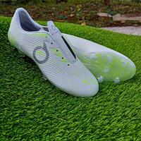 sepatu sepak bola ortus murah nyaman biru - Putih, 43