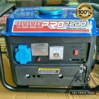 Genset mini yamamax pro 1200 + stand robicon