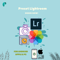 Presets Lightroom for Android - Apple - PC