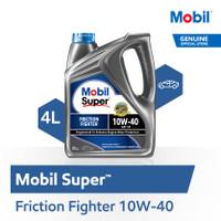 Oli Mesin - Mobil Super™ Friction Fighter 10W-40 (4L)