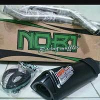 Knalpot Recing Nobi Neo Ss Motor Matic Honda Beat New Fi Harga Hemat