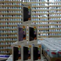 SAMSUNG GALAXY A52 RAM 8GB INTERNAL 128GB GARANSI RESMI IMEI TERDAFTAR