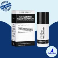 BEAUTYBANK - The Inkey List C-50 Blemish Night Treatment 30ml