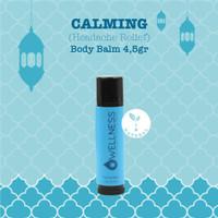 Calming (Headache Relief) Balm-Owellness Therapeutic Grade