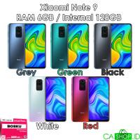 Xiaomi Redmi Note 9 - 6GB 128GB (6/128) - New Original Garansi Resmi