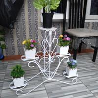 rak bunga susun 5, standing pot 5 susun, rak tanaman hias, rak pohon.
