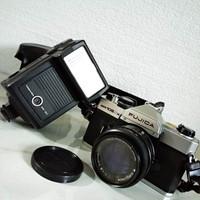 Kamera Analog Fujica MPF105Xn - Antik/Kuno/Kolektor/Fotografi