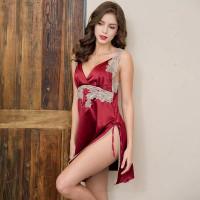 Venus Leon ~ Grace Red Sexy Lingerie Baju Tidur Seksi