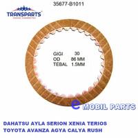 AVANZA TERIOS MATIC TRANSMISI KAMPAS KOPLING C3 35677-B1011