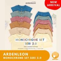 ARDENLEON Monochrome Set / Baju Anak Unisex