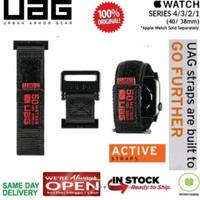 Apple Watch 4 40mm / 38mm UAG Active Strap - Black