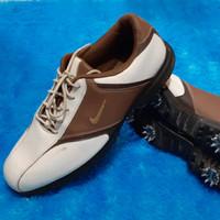 sepatu golf bekas