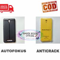 [SR] Softcase autofokus kulit jeruk / AntiCrack Xiaomi Redmi Note 2