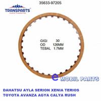 AVANZA TERIOS MATIC TRANSMISI KAMPAS KOPLING C1 35633-97205