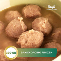 Bakso Daging Kuah Frozen 300gr - La Riche