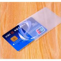 Plastik Pelindung ATM SIM KTP Pelindung Anti Gores