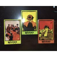 Buku Komik - Wicked Dance with Us Jilid 1 sd 3 (End)