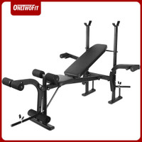 OneTwoFit Bench press besa Multi fungsi Berat Bangku alat olahraga