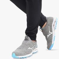 Sepatu golf Mizuno Wave Cadence Knit slip on - Grey